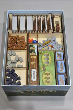 Meeple Reality Feast for Odin Insert: Odin's Banquet Hall