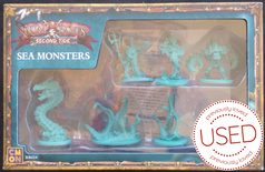 Rum & Bones: Second Tide – Sea Monsters *USED*