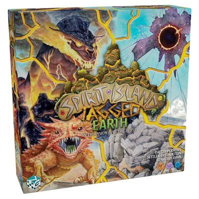 Spirit Island: Jagged Earth (PREORDER)