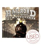 Railroad Tycoon: The Board Game *USED*