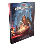 Dungeons & Dragons 5th Edition Candlekeep Mysteries