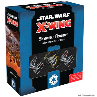 Star Wars X-Wing Second Edition Skystrike Academy Squad (PREORDER)