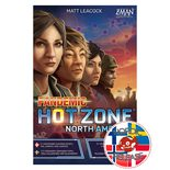 Pandemic: Hot Zone - North America (FI/SE/NO/DK)