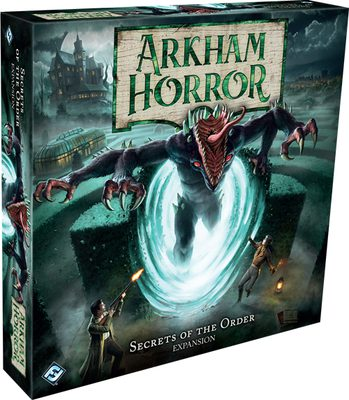 Arkham Horror 3rd Edition: Secrets of the Order (PREORDER)