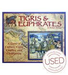 Tigris & Euphrates (Mayfair English Edition) *USED*
