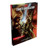 Dungeons & Dragons 5th Edition Tomb of Annihilation