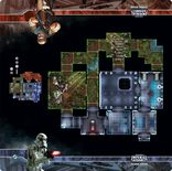 Star Wars Imperial Assault: Training Ground Skirmish Map