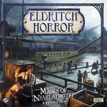 Eldritch Horror: Masks of Nyarlathotep (PREORDER)