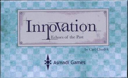 Innovation: Echoes of the Past (3rd Edition Expansion) (PREORDER)