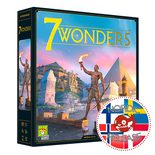 7 Wonders Second Edition (FI/SE/NO/DK)