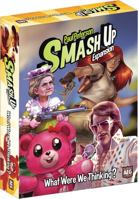 Smash Up: What Were We Thinking